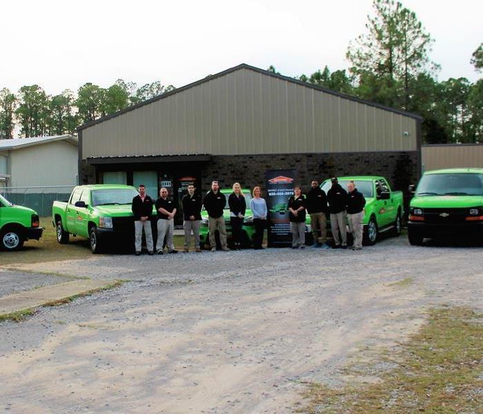 SERVPRO of North Pensacola Staff