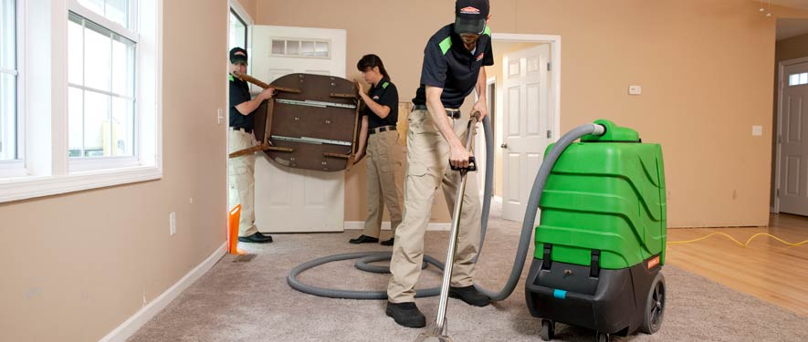 North Pensacola, FL residential restoration cleaning